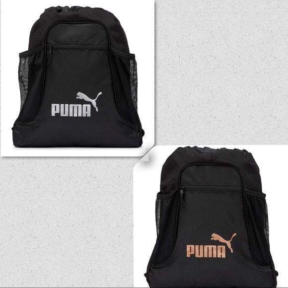 b16a1d22d2906 NWT Puma Evercat Equinox Carrysack Black Unisex NWT